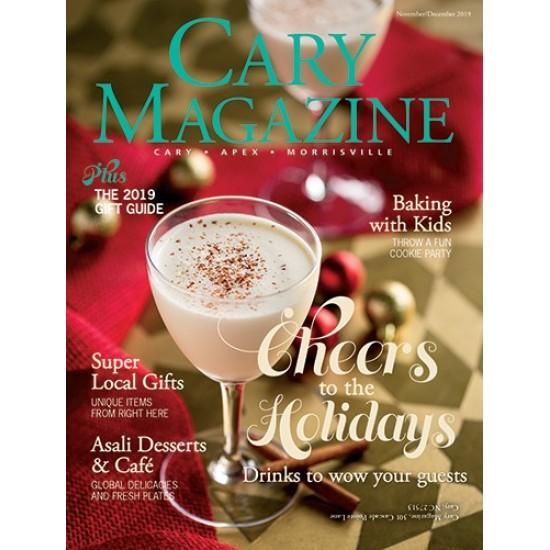 Cary Magazine-North Carolina