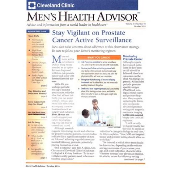 Mens Health Advisor