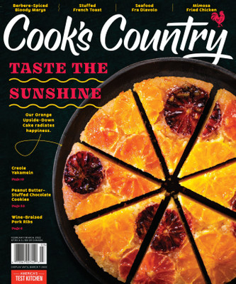 Give Cook S Illustrated Magazine Subscription Save 38