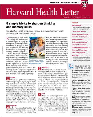 Give harvard health letter magazine subscription only 32 for Online magazine subscription services