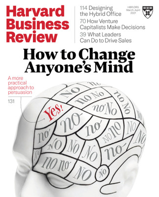 give harvard business review international magazine