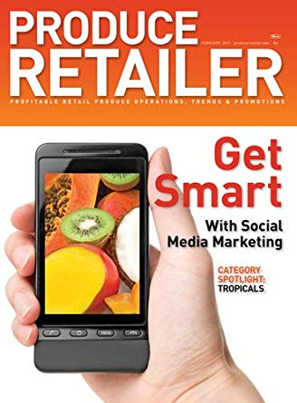 Give produce retailer magazine subscription save 8 online for Online magazine subscription services