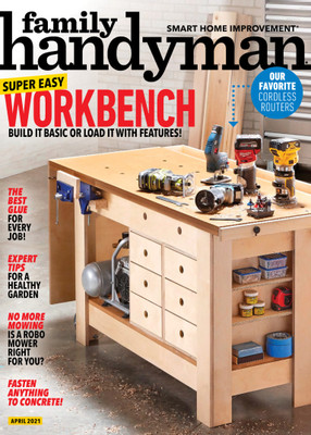 Give Family Handyman Magazine Subscription Save 40 Online