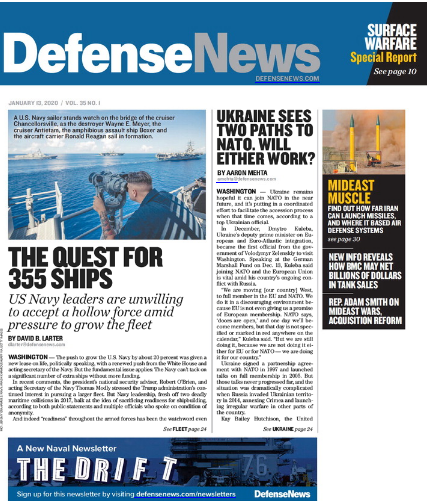 Give defense news magazine subscription only online for Online magazine subscription services